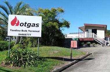 Hotgas Station