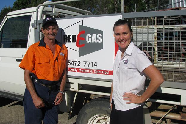 Hotgas LPG