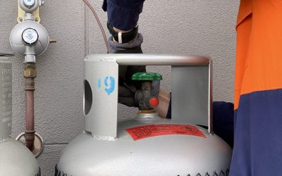 LP Gas Safety Tips & Gas Leak Detection
