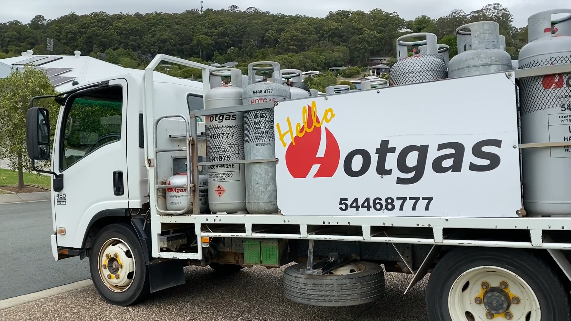 Hotgas Products